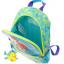 กระเป๋าเป้กระเป๋านักเรียนสำหรับเด็ก Little Mermaid Backpack [USA] thumbnail 5
