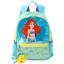 กระเป๋าเป้กระเป๋านักเรียนสำหรับเด็ก Little Mermaid Backpack [USA] thumbnail 3