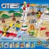มินิฟิกเกอร์ LELE 28001 ชุด City 8 กล่อง