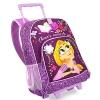 กระเป๋าเป้นักเรียนล้อลากขนาด 16 นิ้วRapunzel Rolling Backpack - Tangled