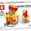 Sembo Block SD6050 : Popcorn
