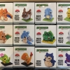 Nanoblock : Pokemon ชุด 12 กล่อง