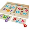 ตัวต่อรูปอักษร A-Z ABC Picture Boards