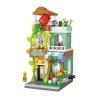 LOZ Mini Street : Flower Shop (LOZ 1633)