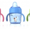 ถ้วยหัดดื่มสำหรับเด็กทารก6-12 เดือน Philips Avent