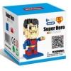 Nanoblock : Superman