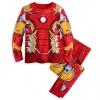 ชุดนอนแขนขายาวสำหรับเด็กลาย Iron Man Costume PJ PALS for Boys - Marvel's Avengers: Age of UltronSize: 7