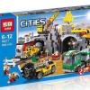 เลโก้จีน LEPIN 02071 ชุด Lego The Mine