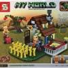 เลโก้จีน SY933 Minecraft ชุด Farmvile 2 IN1