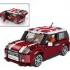 LOZ 1111 นาโนบล็อค Cars British Mini Cooper