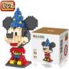 Loz 9420 Nanoblock : Mickey