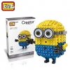 Loz 1204 Nanoblock : Minion Creator