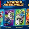 Super Heroes เลโก้จีน SY 1015 ชุด 4 กล่อง