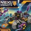เลโก้จีน JX90025 Nexo Knights