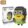 Loz 1208 Nanoblock : Minion Creator