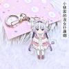 พวงกุญแจอนิเมะ - Kobayashi-san Chi no Maid Dragon