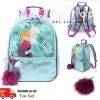 กระเป๋าเป้กระเป๋านักเรียนสำหรับเด็ก Disney frozen [USA]