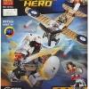 เลโก้จีน BELA10744 ชุด Wonder Woman™ Warrior Battle