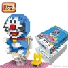 Loz 9806 Nanoblock : Doraemon