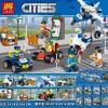 มินิฟิกเกอร์ LELE 28002 ชุด City 8 กล่อง