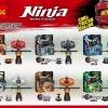 นินจาโก เลโก้จีน Decool 2089 ชุด ลูกข่าง NINJAGO 6 กล่อง