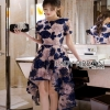 Lady Ribbon Amelia Flower Tulle Dress