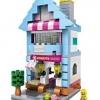 LOZ Mini Street : Donut Shop (LOZ 1606)