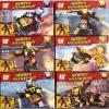 IRONMAN เลโก้จีน LY 75098 ชุด 6 กล่อง