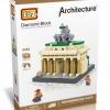 Loz สถาปัตยกรรม : Brandenburg Gate No.9385