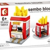 Sembo Block SD6064 : French fries