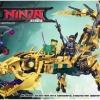 เลโก้จีน ZIMO 4012 Ninja Go Movies ชุด Green Ninja Mech Dragon