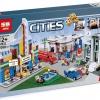 LEGO CITY เลโก้จีน LEPIN 02022 ชุด Town Plan ( ชุดครบรอบ 50 ปี )