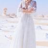 Katty White Long Summer Dress -long dress