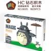 นาโนบล็อค : โทโทโร่ HC Magic 9005