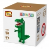 Nanoblock : LOZ 9799 Animals Alligator