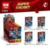 Super Heroes เลโก้จีน LEPIN 03088 Hulk Buster ชุด 4 กล่อง