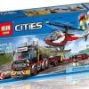 เลโก้จีน LEPIN CITY 02094 ชุด Heavy Cargo Transport