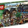 เลโก้จีน LEPIN 16011 ชุด Medieval Market Village [ LEGO Castle ]