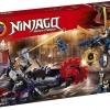 NINJAGO เลโก้จีน นินจาโก SY1003 ชุด Killow vs. Samurai X