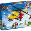 LEGO CITY เลโก้จีน LEPIN 02090 ชุด Ambulance Helicopter