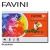 FAVINI Art กระดาษร้อยปอนด์ชนิดหยาบ 1 หน้า