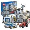 LEGO CITY เลโก้จีน LEPIN 02020 ชุด Police Station