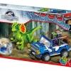เลโก้จีน Jurassic World LELE 79093 ชุด Dilophosaurus Ambush