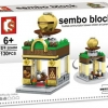 Sembo Block SD6088 : Ferrero Rocher