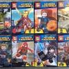 มินิฟิกเกอร์ SY 687 ชุด Super Heroes 8 กล่อง