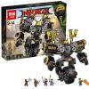 เลโก้จีน LEPIN 06069 NinjaGo ชุด Quake Mech