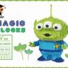 นาโนบล็อค : Aliens Toystory Babu Magic Block 8809