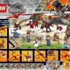เลโก้ไดโนเสาร์ เลโก้จีน ชุด 8 กล่อง