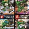 มินิฟิกเกอร์ Ninja Turtles ชุด 4 กล่อง