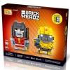 Loz Brickheadz : Transformers